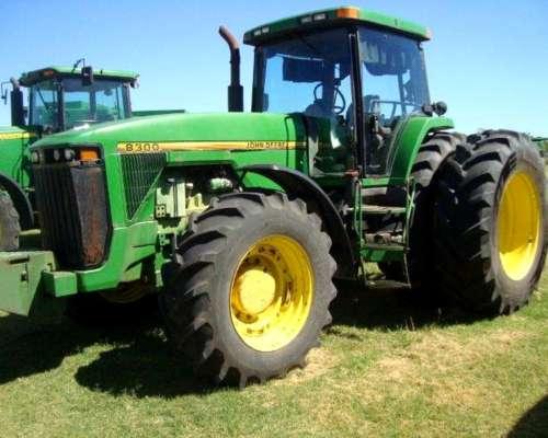 Tractor John Deere 8300 Buen Estado General Mod 95