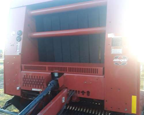 Hesston 5556a Automatica Impecable
