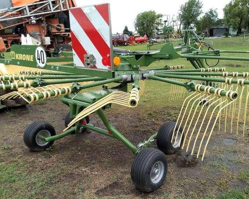 Rastrillo Giroscopico Krone, Swadro 46 T , 1 Rotor/arrastre