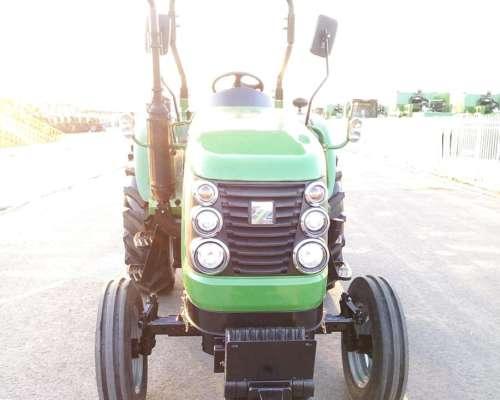 Tractor 4X2 Simple Traccion 65 / 75 HP Compacto