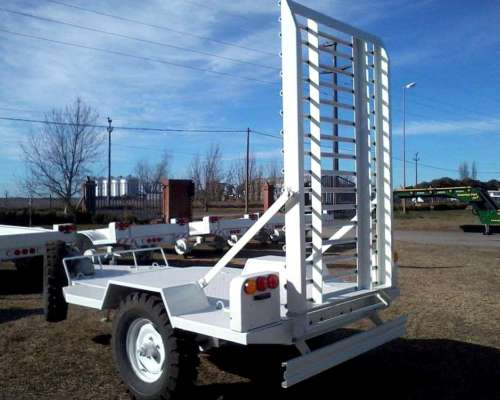 Trailer para 1600 KGS Patentable