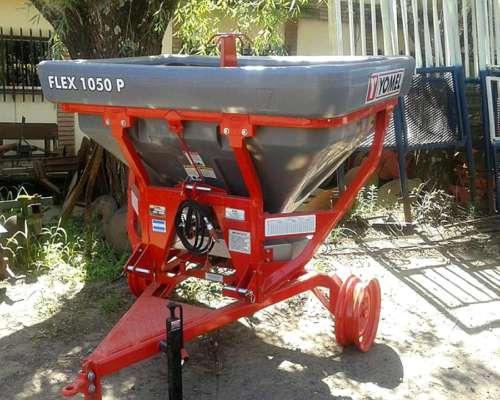 Fertilizadora Yomel Flex 1050 a Disponible