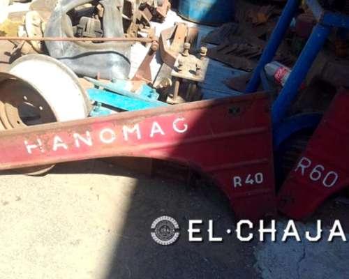 Chapas Laterales Tractor Hanomag R35, R40, R60 Y Otros.