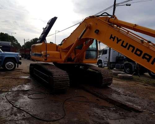 Excavadora Hyundai 290lc-7 - Excelente Estado