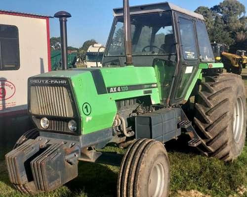 Tractor Deutz AX4120 año 1995