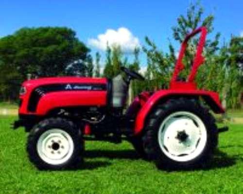 Tractor Hanomag 304a Doble Traccion 30 HP
