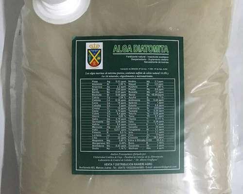 Fertilizante Foliar Liquido 52 Micronutrientes