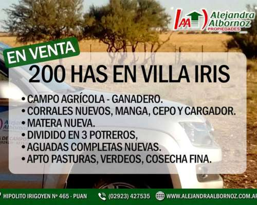 Alejandra Albornoz Vende En Villa Iris Pdo De Puan