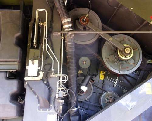Claas Lexion 740 Aps/hybrid