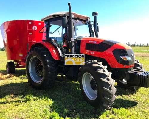 Tractor Hanomag TR145 140hp 4X4 3 Ptos Aire/ AC/ Calefaccion
