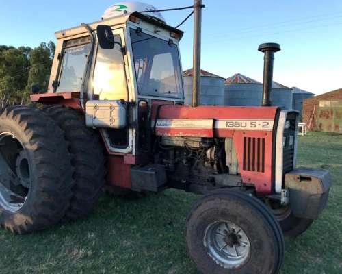 Tractor Massey Ferguson 1360 S2 con Duales muy Buen Estado