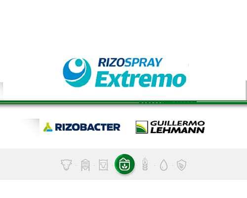 Rizospray Extremo - Coadyuvante Rizobacter