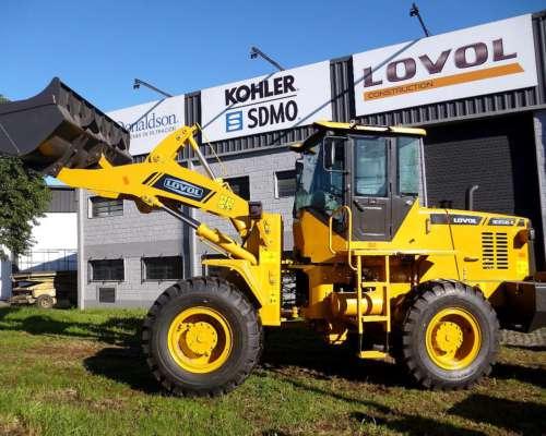 Pala Cargadora Lovol FL935 1,8m 3000kg