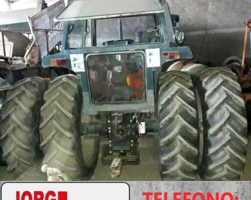 Tractor Deutz 120, Modelo: AX 3.120 L, Año: 1991