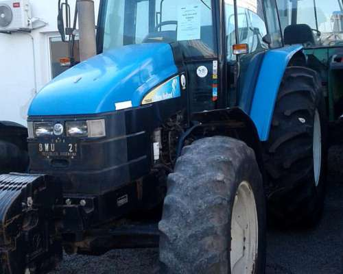 Tractor New Holland TS 6040- Oferta