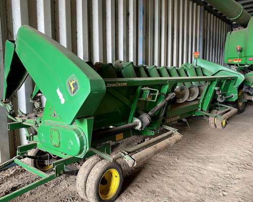 John Deere 12 a 52 Impecable