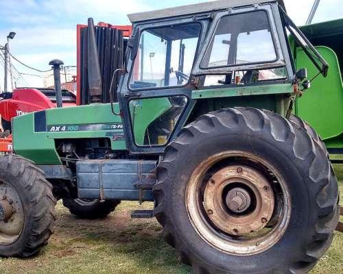 Tractor Agrícola Deutz Fahr AX 4.100 con Sistema 3 Puntos