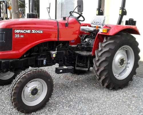 Tractor Apache Solis 35 RX 2wd