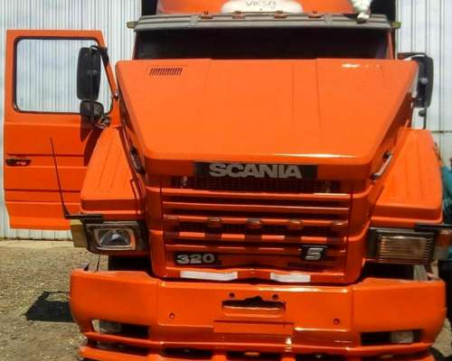 Scania 320 Modelo 1985 Impecable