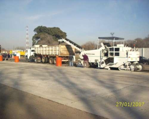 Fresadora 2 Mts Permuto P/camion muy Buen Estado
