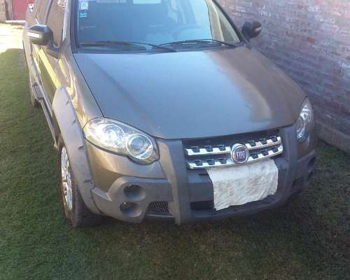 Fiat Adventure 2011 con GNC