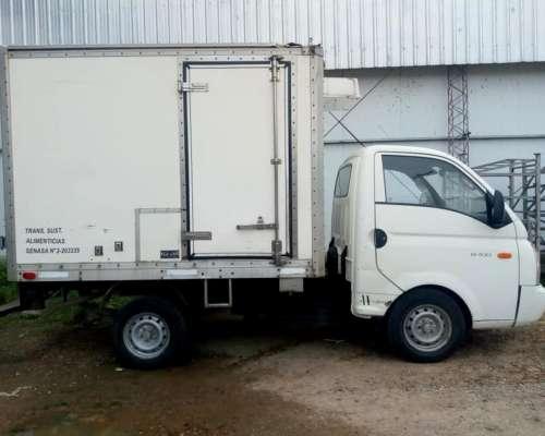 Hyundai H100 2008 con Equipo de Frio y Caja Termica