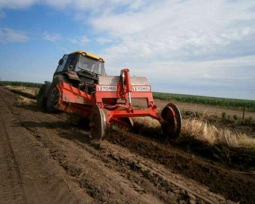 Hoja Niveladora de Arrastre Terrena BIG 8442 - Yomel