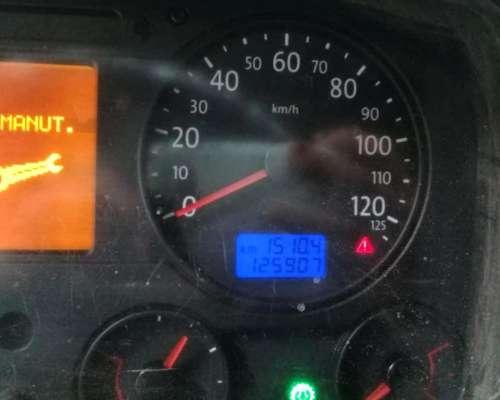 Fiat Iveco Modelo 70c16 RV Daily