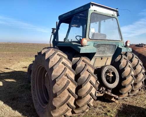Vendo Tractor Deutz Fahr AX120