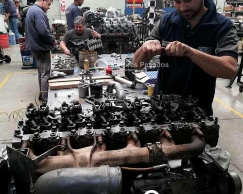 Reparación, Servicio y Repuestos para Motores Case