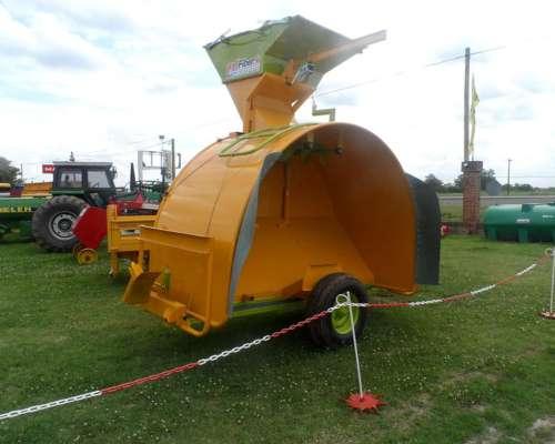Embolsadora de Granos Fhsc 02 sin Tractor Frenos Convenc.