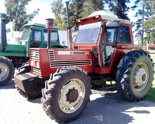 Tractor Fiat / New Holland 115.90 DT
