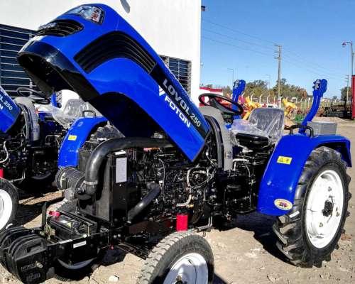 Tractor Foton 250 0 km 30 HP