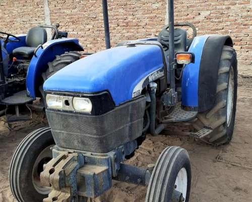 Tractor New Holland Modelo TT 65 D 2wd - Usada
