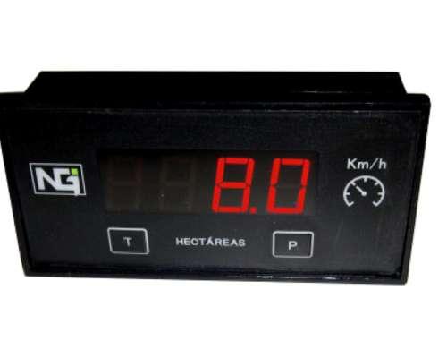 Cuenta Hectareas Con Velocimetro Digital Para Cosechadoras