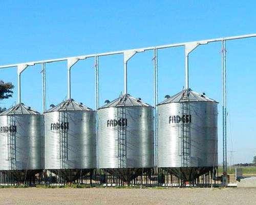 Transportador Fadesi Cereales Noria Barato Movi