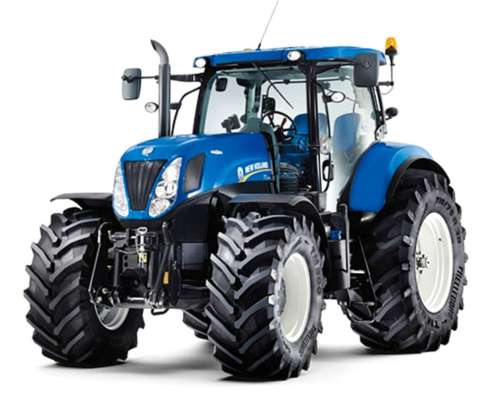 Tractor T7 RC T7.205 - New Holland