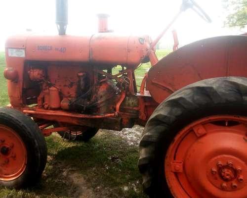Tractor Fiat Someca DA 40