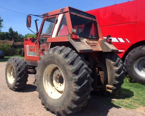 Tractor Fiat 1380 - Doble Traccion- Oferta