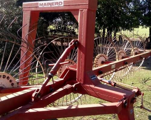 Rastrillo Mainero Tiro Lateral 7 Estrellas Modelo 5937
