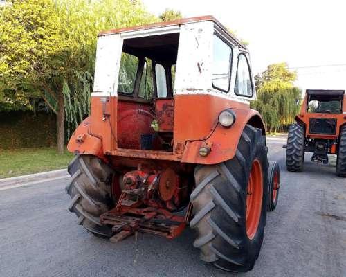 Hanomag Super R 75.