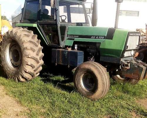 Tractor Deutz Modelo 4.120