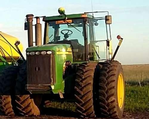 Tractor John Deere 9220 Articulado