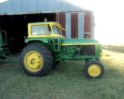 Tractor Jhon Deere 3530 año 1976 Unica Mano