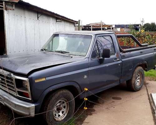 Ford F100 Perkins 4