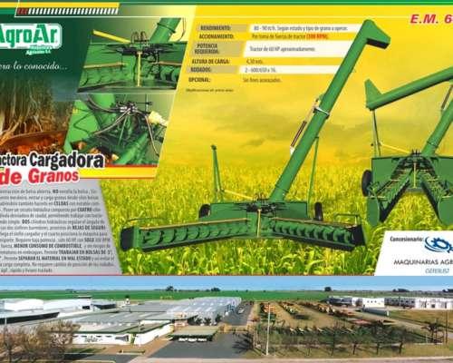 Extractora Mecanica de Granos Agroar EM 602