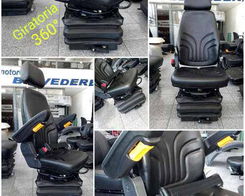 Butaca Operador Universal 100% Adaptable Scania M.benz Ford