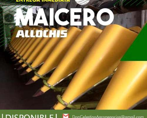 Maicero Allochis Kit Claas
