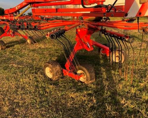 Rastrillo Orbital Kuhn 2 Rotores
