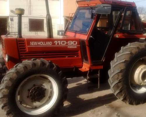 Fiat New Holland 110-90 4wd